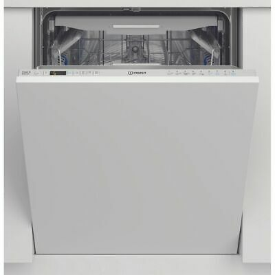 £369 • Buy Indesit DIO3T131FEUK 60cm D Fully Integrated Dishwasher Full Size 14 Place