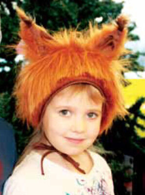£7.85 • Buy Red Squirrel Animal Fancy Dress Hat Girls Boys Children Carnival Costume Party