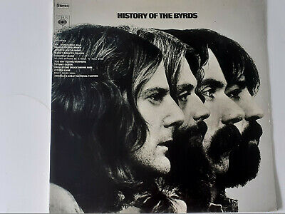 £16.99 • Buy The Byrds History Of The Byrds Vinyl Double Album