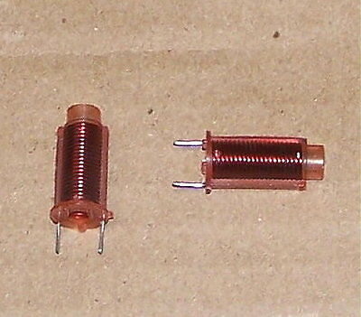 £6.47 • Buy 0.95-1.3uH Variable RF Coil Inductor Vintage PC Mount Radio - TV Part 1uH Avg.