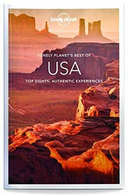 £2.80 • Buy Lonely Planet Best Of USA (Travel Guide) By Lonely Planet, Karla Zimmerman, Amy