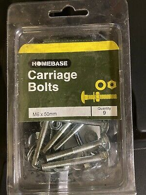 £2.20 • Buy Carriage Bolts Cup Square Dome Coach Screws A2 Stainless Steel M5,m6,m8 Kays