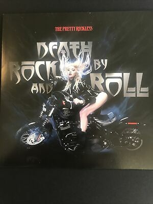 """£80 • Buy The Pretty Reckless Death By Rock And Roll 7"""" Limited Vinyl"""