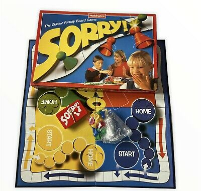£15.99 • Buy Waddingtons - Sorry! The Classic Board Game (1997)