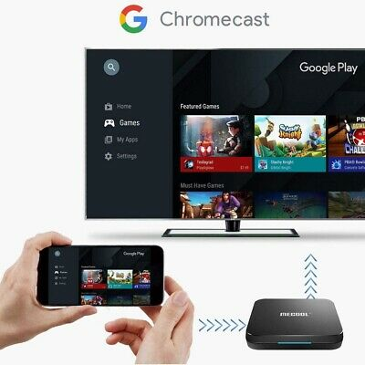 $ CDN113.28 • Buy MECOOL KM9 Pro Android Tv Google Certified Android 9.0 TV Box Media Player
