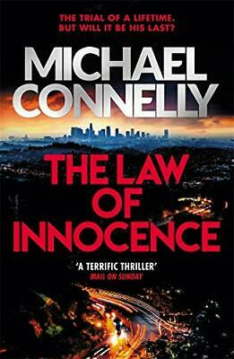 £6.49 • Buy The Law Of Innocence By Michael Connelly (Paperback, 2021) 9781409186120