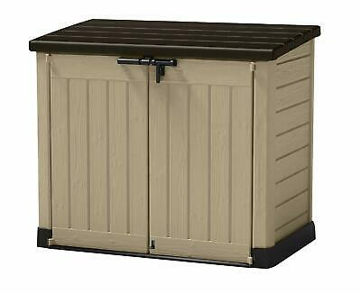 £187.99 • Buy Keter Extra Large Outdoor Garden Patio Tool Storage Box Utility Cabinet Cupboard