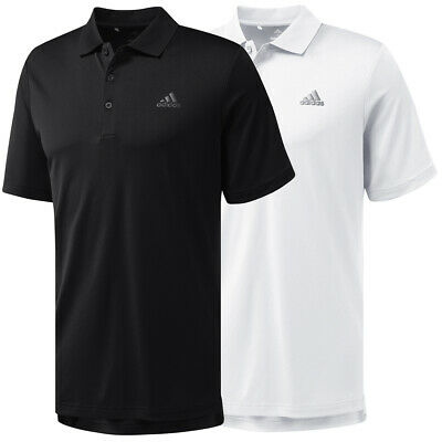 $20.99 • Buy Adidas Golf Men's Performance Solid Polo Shirt NEW