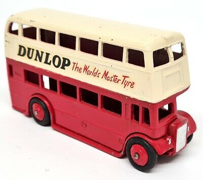 $ CDN34.36 • Buy Dinky Toys Vintage - 290 London Double Decker Bus For Restoration Or Spares #3