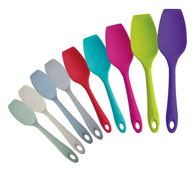 £7.61 • Buy Zeal By CKS Silicone Spatula Spoon Kitchen Pan Cook Bake Stir Mix Large Small