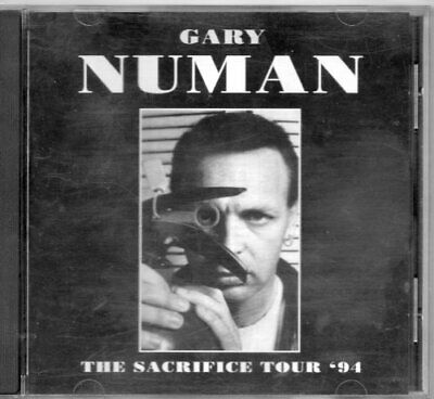 £24.99 • Buy Gary Numan : The Sacrifice Tour 94 CD Highly Rated EBay Seller Great Prices