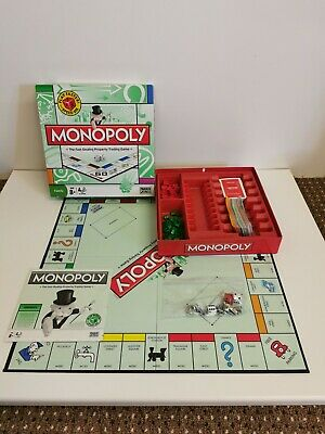 £14.99 • Buy Monopoly Board Game Classic Original Edition With Speed Die Complete