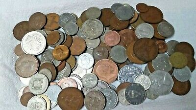 £9 • Buy Nice Collection Of Mixed British And Foreign Coins.