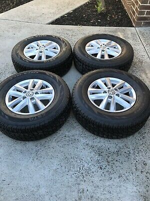 AU450 • Buy Volkswagen Amarok CHEAP/DISCOUNTED Wheels And Tyres