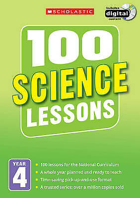 £10.95 • Buy 100 Science Lessons: Year 4 By Kendra McMahon (2014)