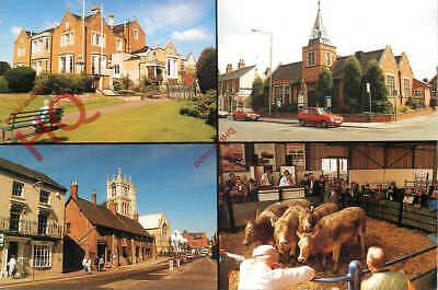 £2.69 • Buy Picture Postcard, Melton Mowbray (Multiview)