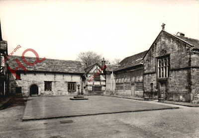 £3.49 • Buy Picture Postcard-:Bolton, Smithills Hall