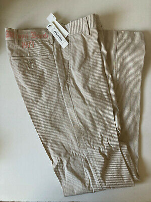 $29.99 • Buy NEW Juicy Couture Men's  Cargo Casual Straipe Pants Trousers Size 31  MSPS $180