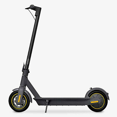 £455 • Buy Ninebot Segway Max G30 Electric Scooter Foldable Adult Black 15.5mph 40miles Max