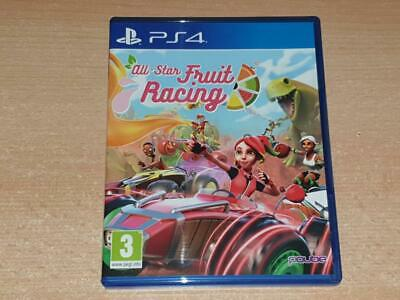 AU30.18 • Buy All-Star Fruit Racing PS4 Playstation 4 **FREE UK POSTAGE**