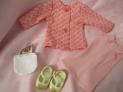£7.50 • Buy Our Generation Doll Clothes Rosy Picture Outfit