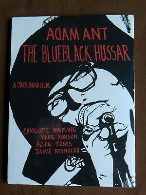 £19.99 • Buy Adam Ant The Blueblack Hussar Film DVD Sealed With Special Features