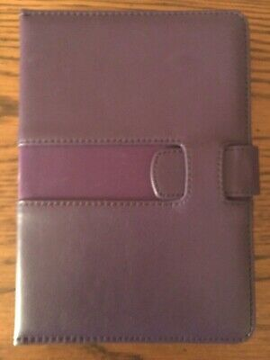 $12 • Buy M-Edge Accessories Executive Jacket Carrying Case Digital Text Reader  Purple