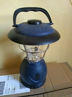 £10.99 • Buy Wind Up Camping Lantern. Used Twice 9  Tall Approx, Can Also Be Plugged In