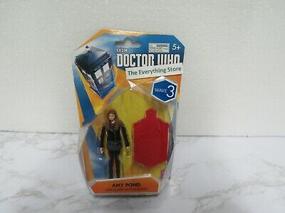 £9.94 • Buy Dr Who Amy Pond Action Figure With Stand