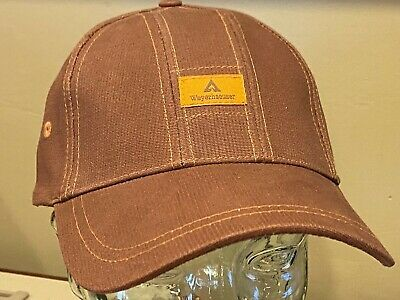 £8.73 • Buy Weyerhaeuser Lumber Timber Wood AWESOME Bar Pub Unique Golf Hat Cap ~ NEW