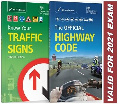 £8.99 • Buy DVSA Official Highway Code 2020/21 United Kingdom & Know Your Traffic Signs