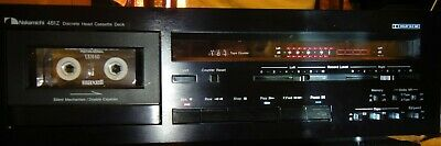 £475 • Buy NAKAMICHI 481Z DISCRETE 3 HEAD CASSETTE DECK -  Excellent Condition, Rebelted