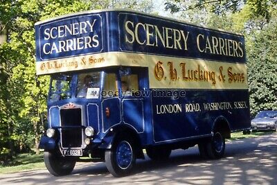 £2 • Buy JC0091 - Lorry - G.H.Lucking & Sons F? 6028, Photograph 6x4