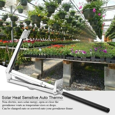 £18.99 • Buy Double Spring Greenhouse Window Autovent Automatic Opener Auto Vent Green House