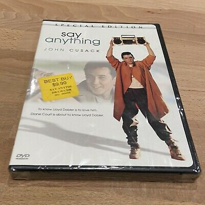 AU13.47 • Buy Say Anything Special Edition DVD New Sealed
