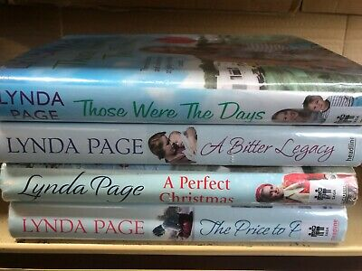 £10 • Buy Job Lot Collection 4 Lynda Page Adult Fiction Books