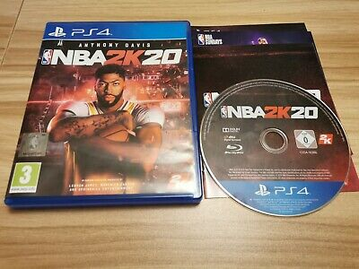 $ CDN13.36 • Buy NBA 2k20 For Sony PlayStation 4 PS4 Complete - See Offer!