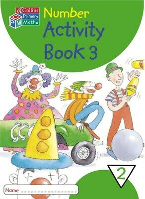 £2.89 • Buy Collins Primary Maths: Year 2 Number Activity Book 3 (Paperback / Softback)