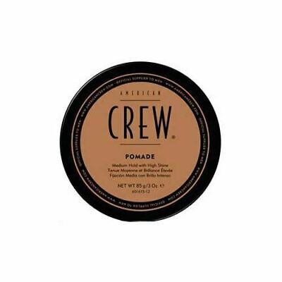 £14.99 • Buy American Crew Water Base Mens Hair Pomade 85g STOCKIST NEW