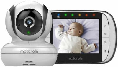 View Details Motorola MBP36S Digital Video Baby Monitor With Star Grip • 69.99£