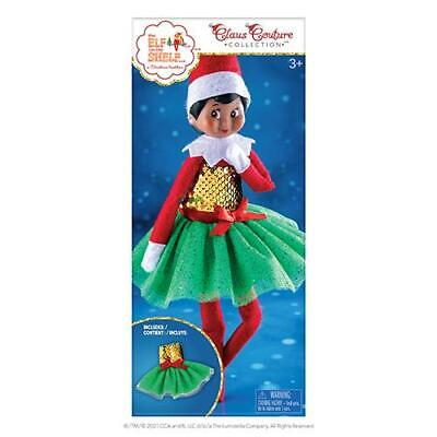 AU20.66 • Buy Elf On The Shelf Claus Couture Collection® Holly Days Dress (Elf Not Included)