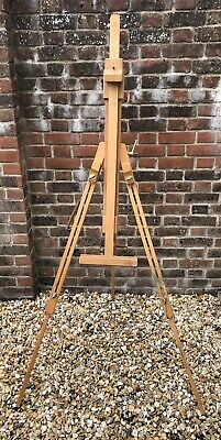 £79.99 • Buy Mabef Artists Sketching Giant Portable Foldable Wooden Field Easel M32 M/32