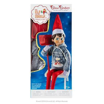 AU20.66 • Buy Elf On The Shelf Claus Couture Collection® Snow Day Shovel 'n' Play Set (No Elf)