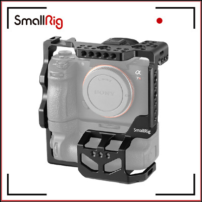 $ CDN149.09 • Buy SmallRig Camera Cage For Sony A7R III And A7 III With VG-C3EM Vertical Grip 2176