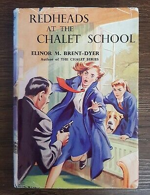 £48.99 • Buy Elinor M. Brent-Dyer - REDHEADS AT THE CHALET SCHOOL - 1st, 1964