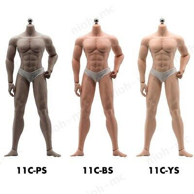 £7.99 • Buy 1/6 Scale  Muscular Male Body Figure Body Seamless For TBLeague Hot Toys Phicen