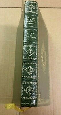 £3.50 • Buy A Tale Of Two Cities Charles Dickens Centennial Edition Heron Ref BB10