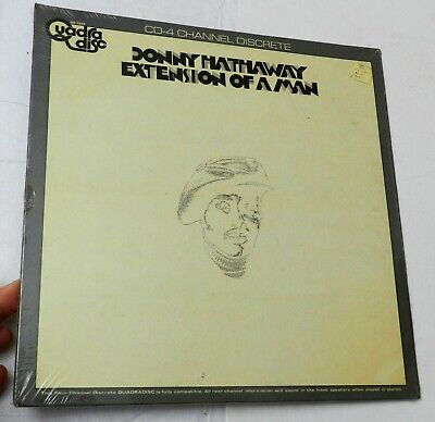 £28.97 • Buy LP, Donny Hathaway, Extension Of A Man, ATCO Records, 1973, QUADRAPHONIC SEALED!
