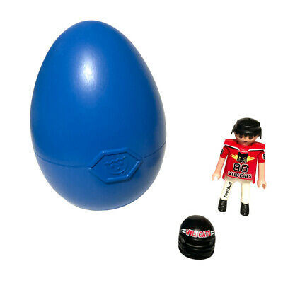 £10.78 • Buy Playmobil 4635 Football Player Wild Cats Number 88 Money Bank Easter Egg Replace