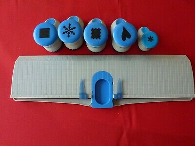£3 • Buy X Cut Border System Punch Set With 5 Punches
